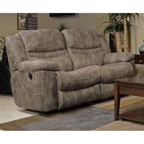catnapper sofa recliner catnapper valiant rocking reclining loveseat in marble