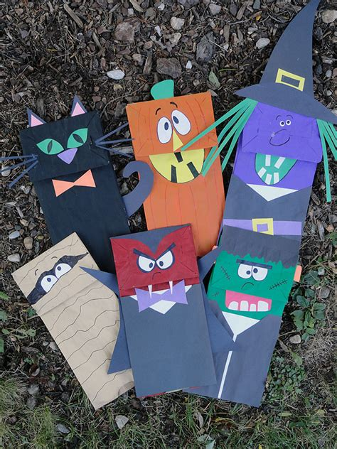 brown paper bag crafts for preschoolers 15 crafts activities