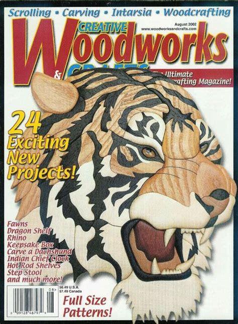 creative woodworking magazine creative woodworks crafts 086 2002 08 pdf