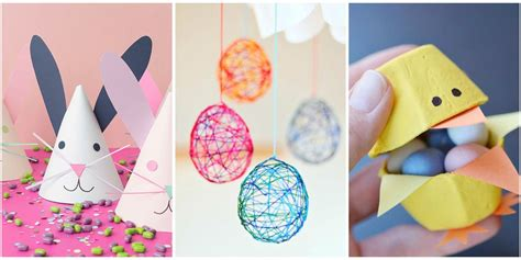 easter kid crafts 21 easter crafts for easter projects for