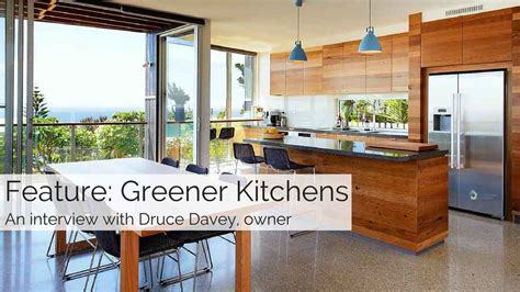 sustainable kitchen design greener kitchens how to design and build a sustainable