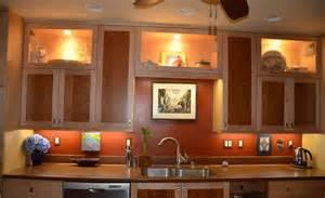 in cabinet lights recessed lighting for kitchen remodel total lighting