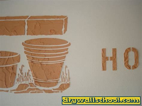diy chalk paint with drywall compound 17 best ideas about drywall mud on plaster