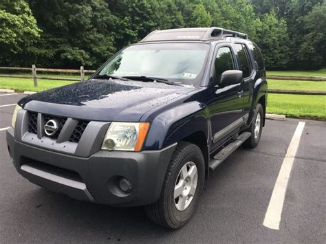 06 Nissan Xterra by 06 Nissan Xterra 4x4 For Sale In Columbia Md Offerup