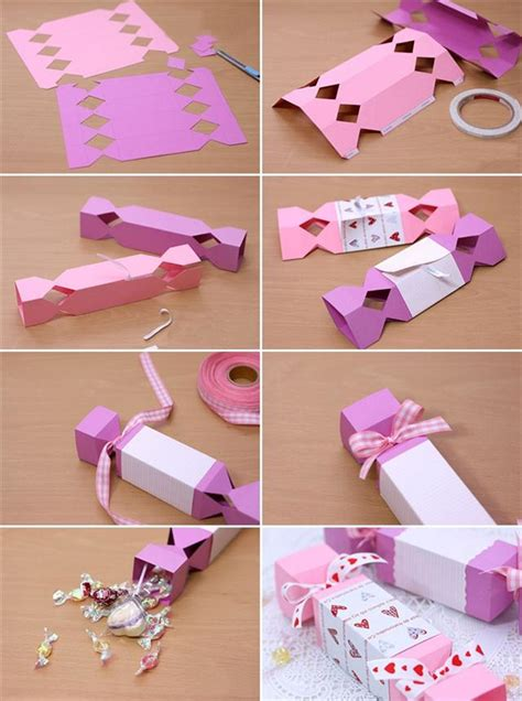 diy valentines crafts for gifts wrapping ideas and small