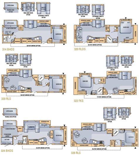 jayco eagle floor plans jayco eagle travel trailer floorplans large picture