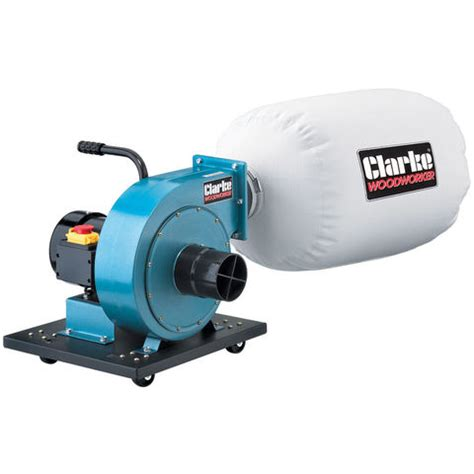 woodworking dust extractors clarke cde35b portable dust extractor chip collector