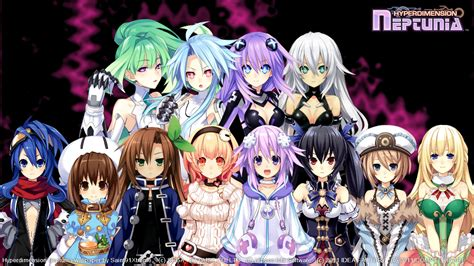 hyperdimension neptunia hyperdimension neptunia anime to air in summer 2013