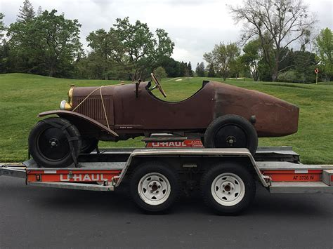 Citroen Racing by 1921 Citro 235 N Racing Car Purchased By Nearby California