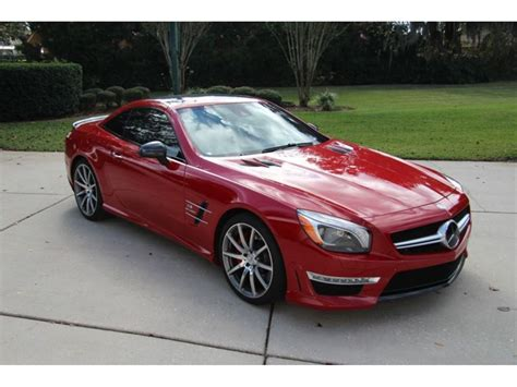 Mercedes For Sale By Owner 2014 mercedes sl class sale by owner in pensacola fl