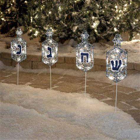 hanukkah outdoor decorations pin by risa kessler on hanukkah
