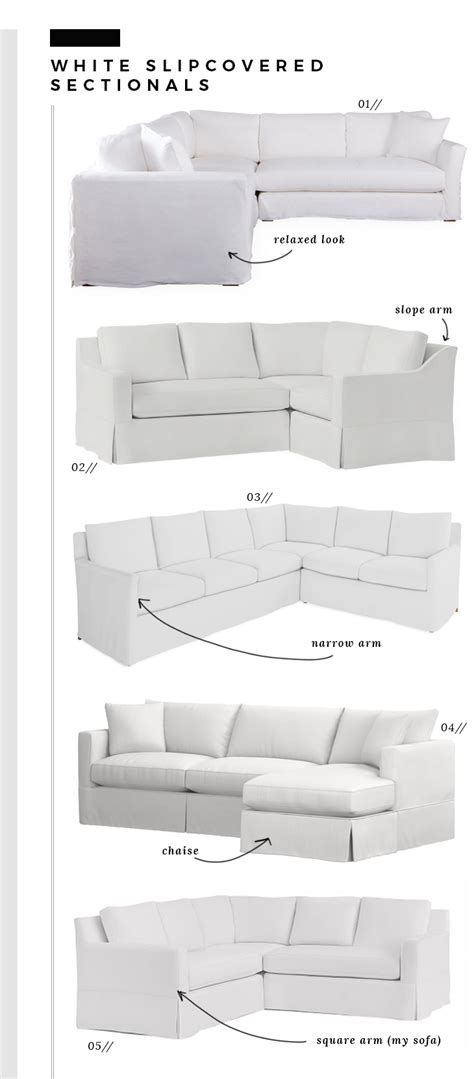 white slipcover for sofa how we choose white slipcovered sofas room for tuesday