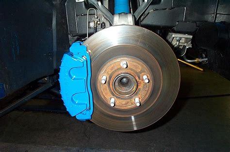 spray painting brake calipers painted calipers