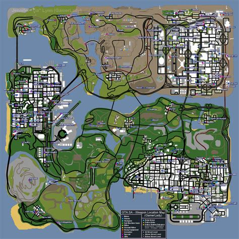 spray paint in gta san andreas where to find spray paint grand theft auto san andreas