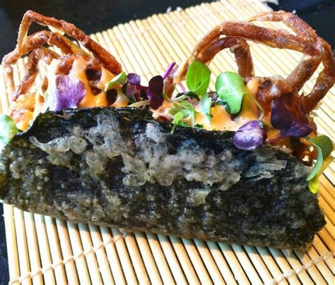 origami sushi ta norigami tacos is basically if mexican and japanese food