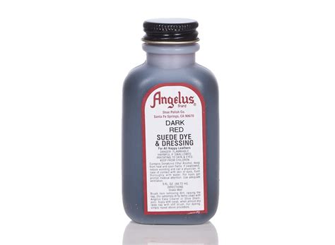 angelus paint suede dye angelus dyes paint 3oz suede dye