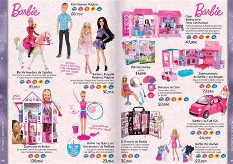 catalogo de juguetes el corte ingles 2014 barbies cat 225 logo de juguetes el corte ingl 233 s 2014
