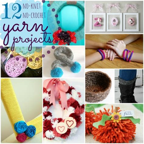 what to make out of yarn without knitting friday finds 12 yarn projects you don t to knit or
