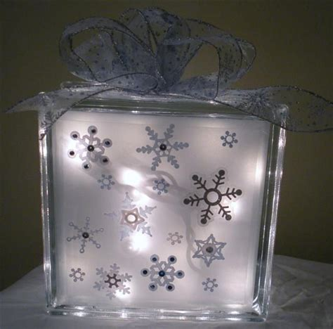 glass block craft projects pin by ashlee browne on crafts