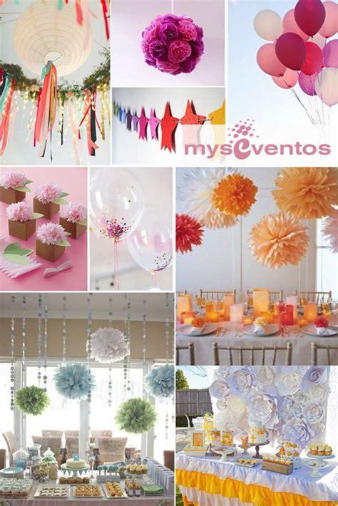 decoracion de mesas para comuniones myseventos los 5 indispensables en decoraci 243 n de fiestas y