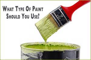 What Type Of Paint Should You Use In Your Home Paintway