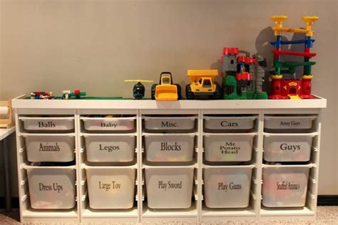 50 best toy storage ideas that every kid want to have