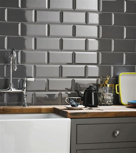 design of tiles for kitchen best 25 grey kitchen walls ideas on light
