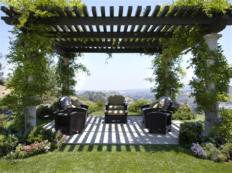 pergola design ideas open terrace design ideas