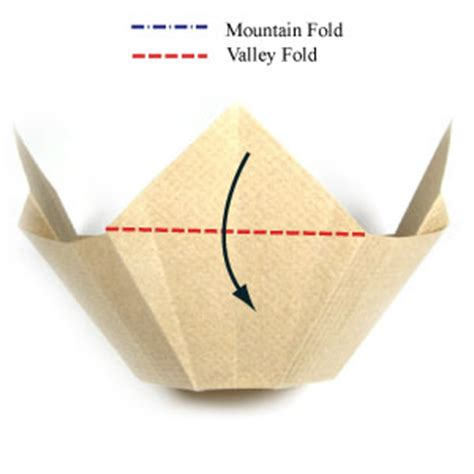 3d origami bowl how to make a 3d origami bowl page 5