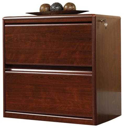 cherry wood file cabinet 2 drawer sauder cornerstone 2 drawer lateral wood file cabinet in