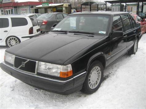 service manual how to work on cars 1994 volvo 960 instrument cluster volvo 960 estate 1994