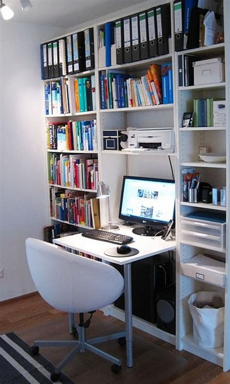 desk and bookshelf 15 diy computer desk ideas tutorials for home office