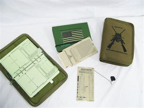 Dope Cards And Ballistic Charts Low Tech Best For