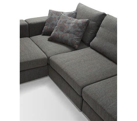 modern modular sofa sectional dreamfurniture divani casa arezzo modern modular