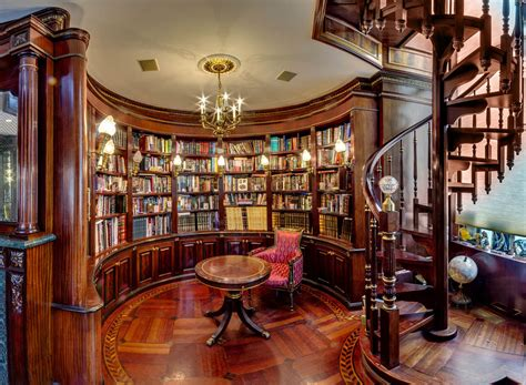 Inspired Home Interiors 30 classic home library design ideas imposing style