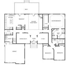 floor plans for one story homes 1398 best house plans images on architecture