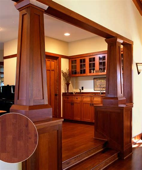 woodwork in home wood flooring to suit every style warm craftsman all