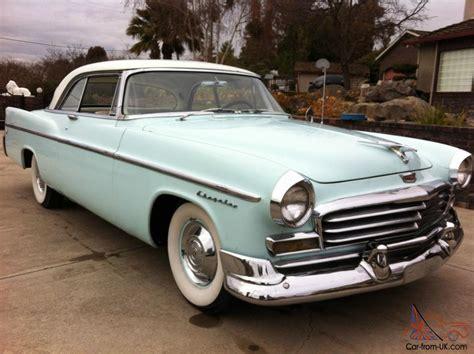 1956 Chrysler For Sale by 1956 Chrysler 2 Door Hardtop