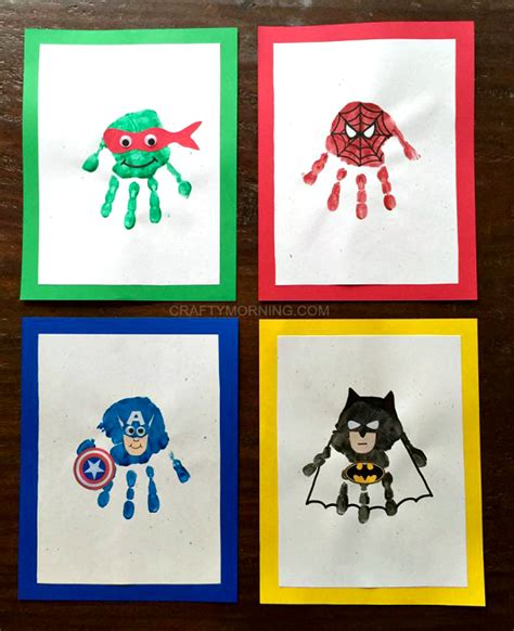 print crafts amazing handprint crafts for crafty morning