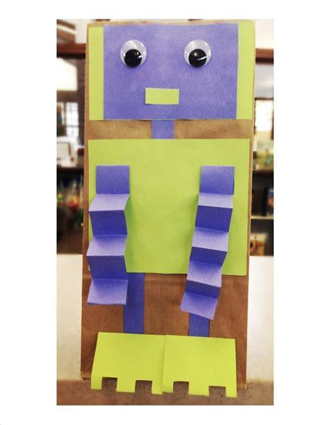 robot craft for robot craft crafts to make