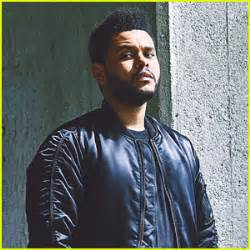 the weeknd s new haircut is on display in new puma ad