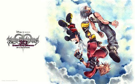 Kingdom Hearts 3d Drop Distance Images Kingodmhearts