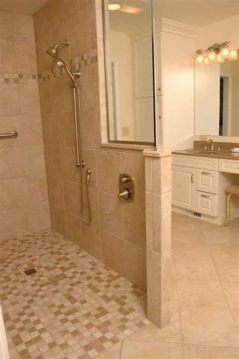 shower stall designs without doors positive facts about walk in showers without door homesfeed