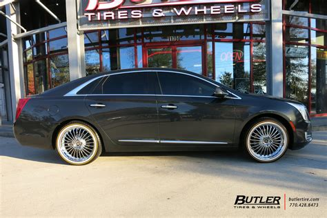 Rims For Cadillac by Cadillac Xts With 20in Beyern Multi Wheels Exclusively