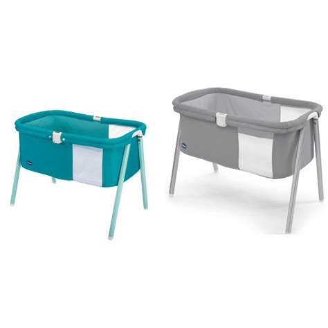 portable baby crib for travel chicco lullago lightweight and compact portable baby
