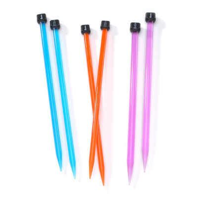 size 8mm knitting needles darice coloured knitting needles sets at low prices