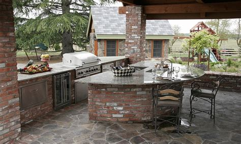 covered outdoor kitchen designs outdoor kitchens pictures designs covered outdoor