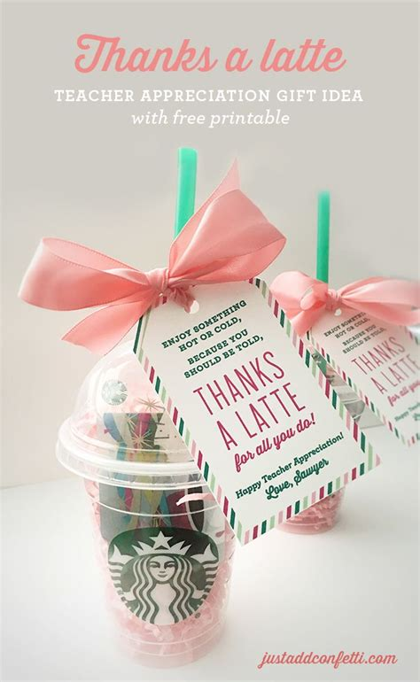 stuff to make for gift 25 best ideas about thanks a latte on