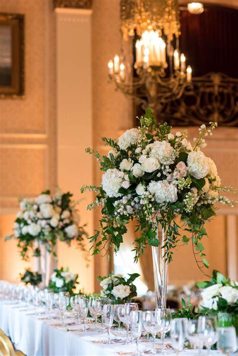 silk flower centerpieces for wedding reception wedding wednesday 2 our wedding reception memorandum