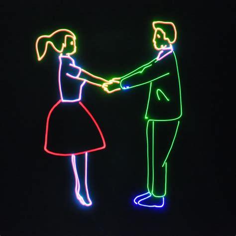 animated light show 5w rgb color animation laser light bomgoo